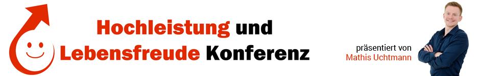 Hochleistung und Lebensfreude Konferenz